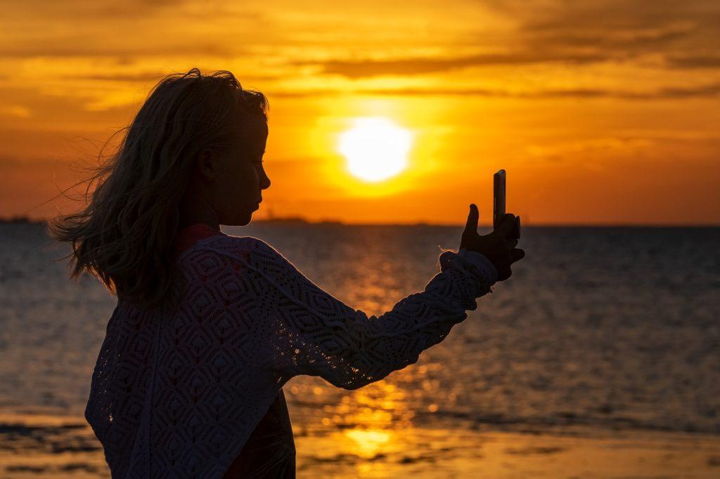 Goede selfie maken