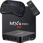 4. Android 6.0 tv box MXQ PRO 4K Ultra HD + Kodi 17.5