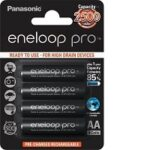 10. Panasonic Eneloop AA 2450 mAh