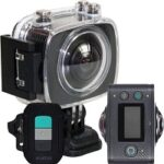 7. Guardo 360 Wifi Action Cam