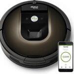 8. iRobot Roomba 980