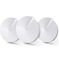 TP-LINK Deco M9 Plus - Multiroom wifi systeem - V2 - Triple Pack