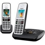1. Gigaset A670A - Duo DECT telefoon